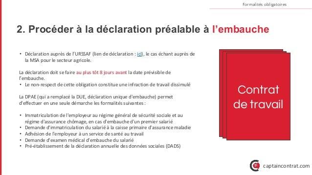 Guide Post Embauche Toutes Les Etapes A Suivre Suite A L Embauche D