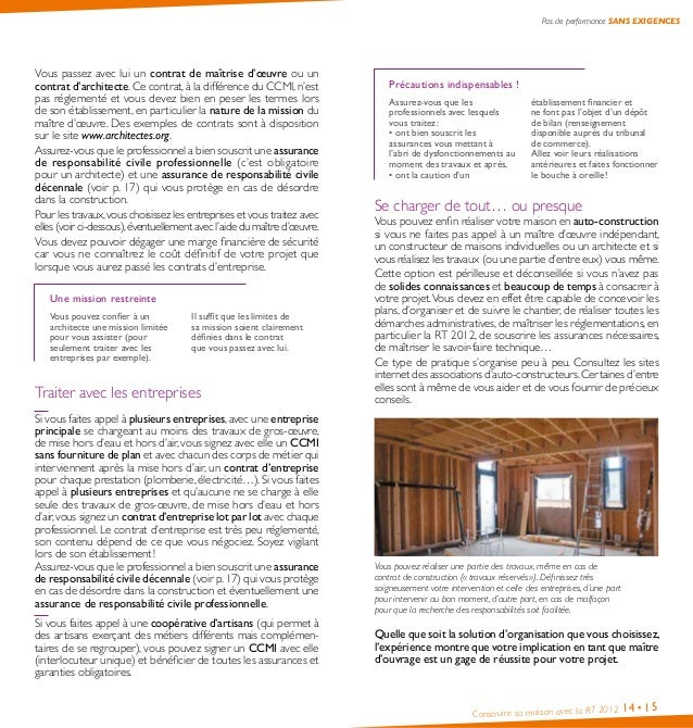 bien construire sa maison pdf