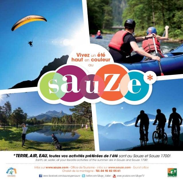 Guide pratique le sauze hiver 2013 2014 - Office de tourisme de prague ...