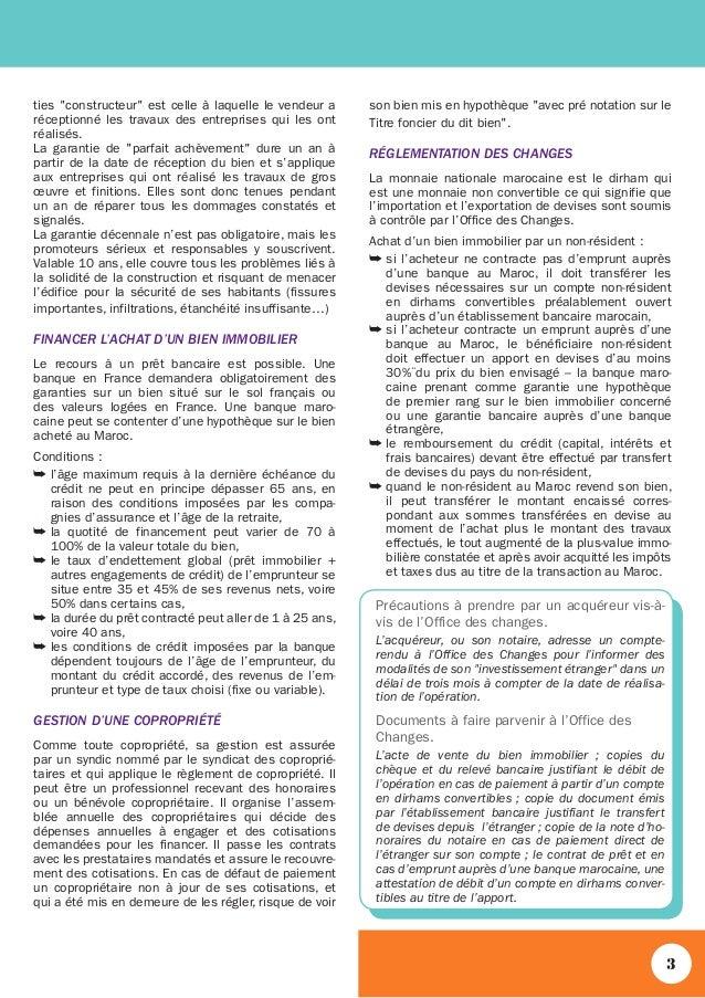 Guide Pvs Maroc