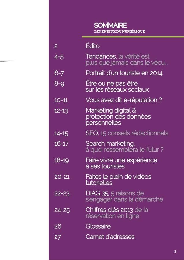 Guide des Rencontres du Numerique en Haute Bretagne Slide 3