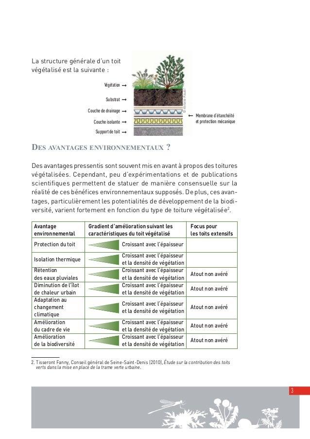 Guide Toitures Vegetalisees