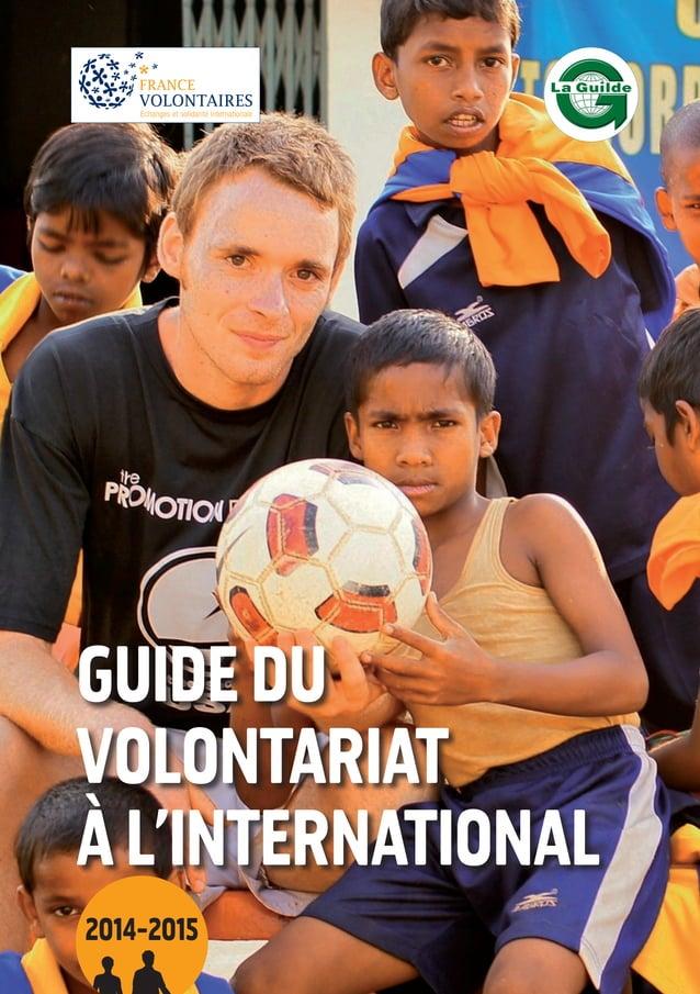 12014-2015 GUIDEDU VOLONTARIAT ÀL'INTERNATIONAL