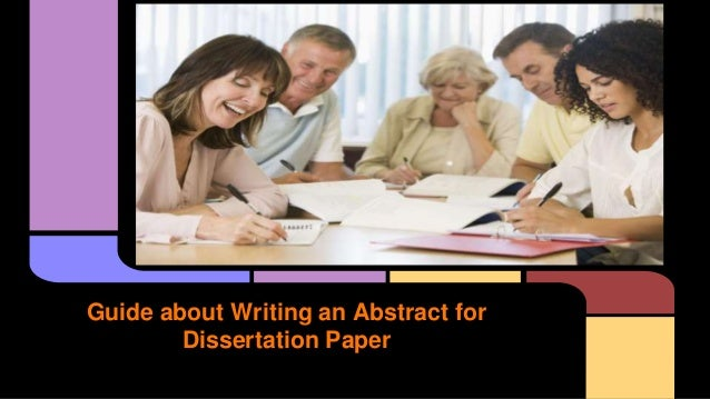 writing an abstract for masters dissertation What do you think of when writing a dissertation abstract today, we will give you valuable clues on how to create a flawless abstract, in no time.