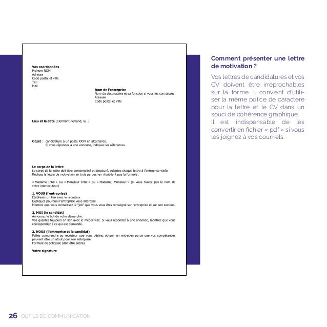 guide d u00e9crocher un contrat en alternance