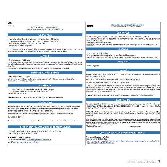 Guide Decrocher Un Contrat En Alternance