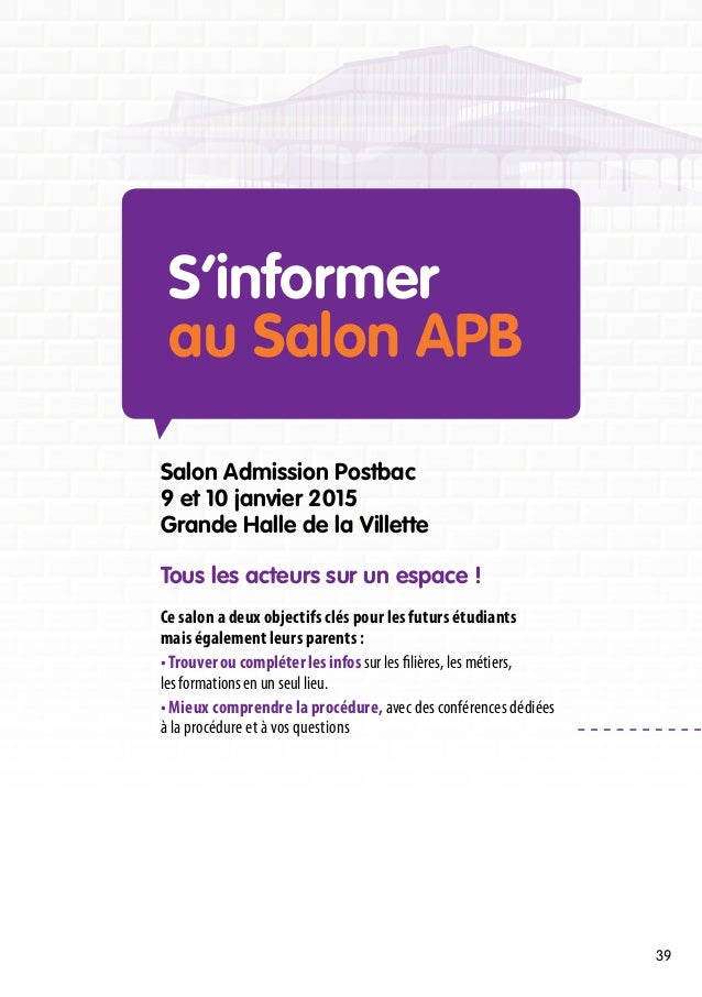 Guide apb 2015 for Salon apb paris