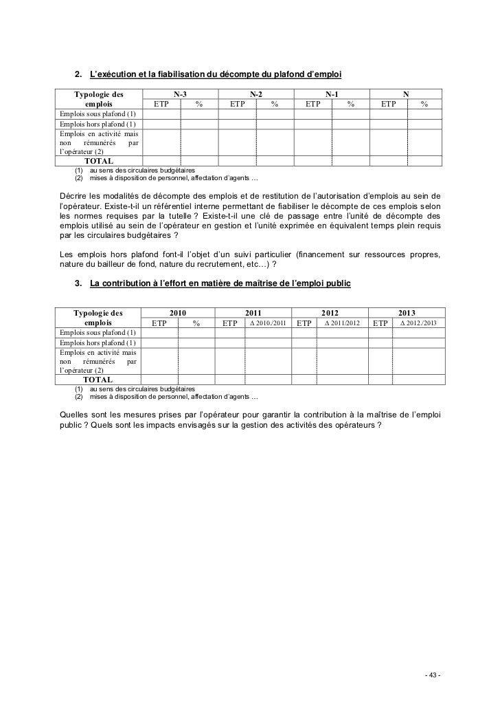 Guide autoevaluation opérateurs etat mars2011