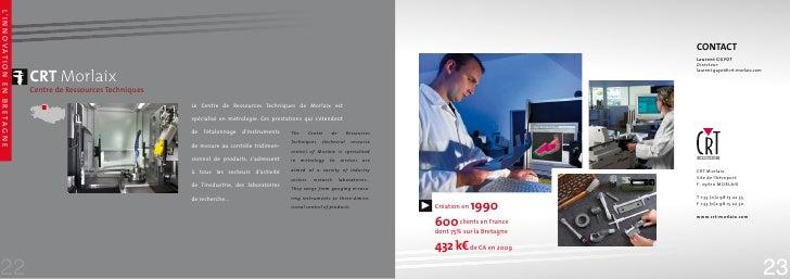 zoom sur les centres d 39 innovation technologique 2011. Black Bedroom Furniture Sets. Home Design Ideas