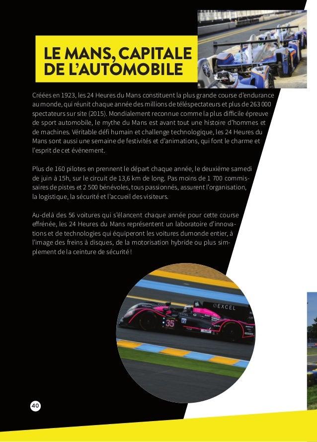 Guide Bienvenue Au Mans 2016 2017