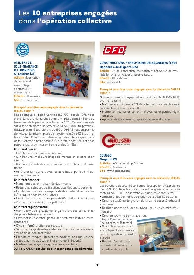 Boubaddara Youssef: Guide pour la mise en place d'un système HSE  Slide 3