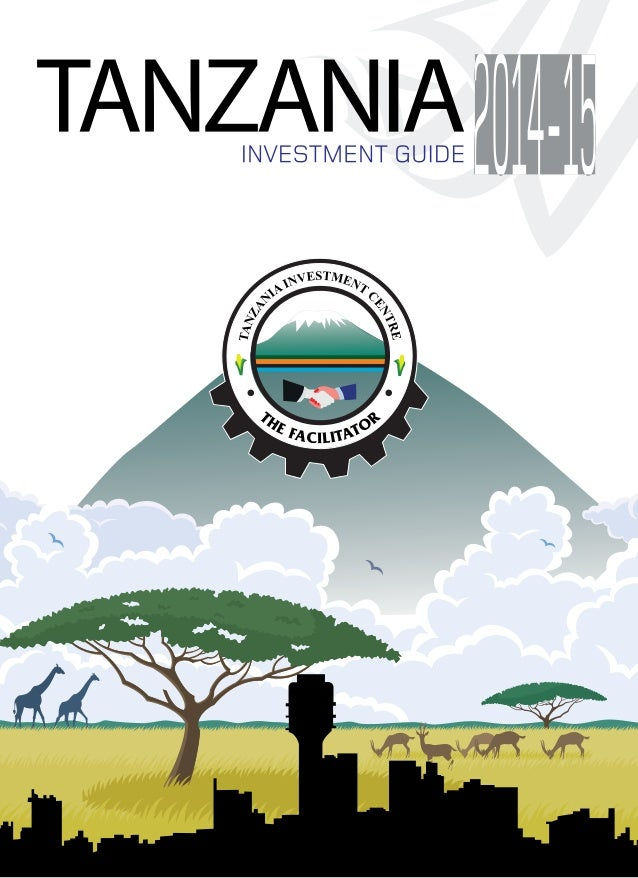 investment guide for tanzania 2014