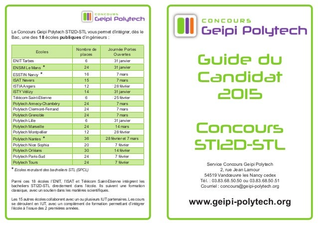 guide candidat sti2d