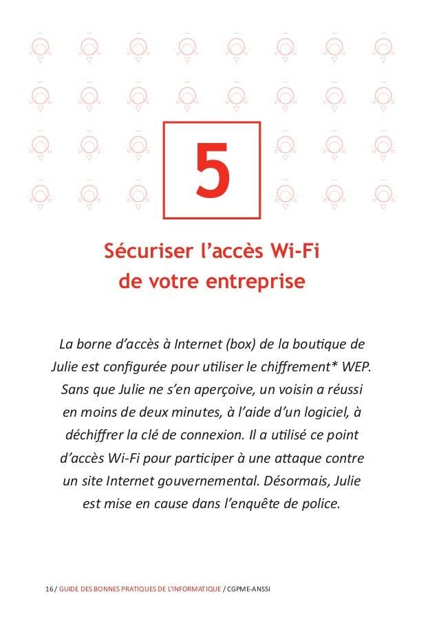 CGPME-ANSSI / GUIDE DES BONNES PRATIQUES DE L'INFORMATIQUE / 21 Bien que proposant des services innovants, les ordiphones ...