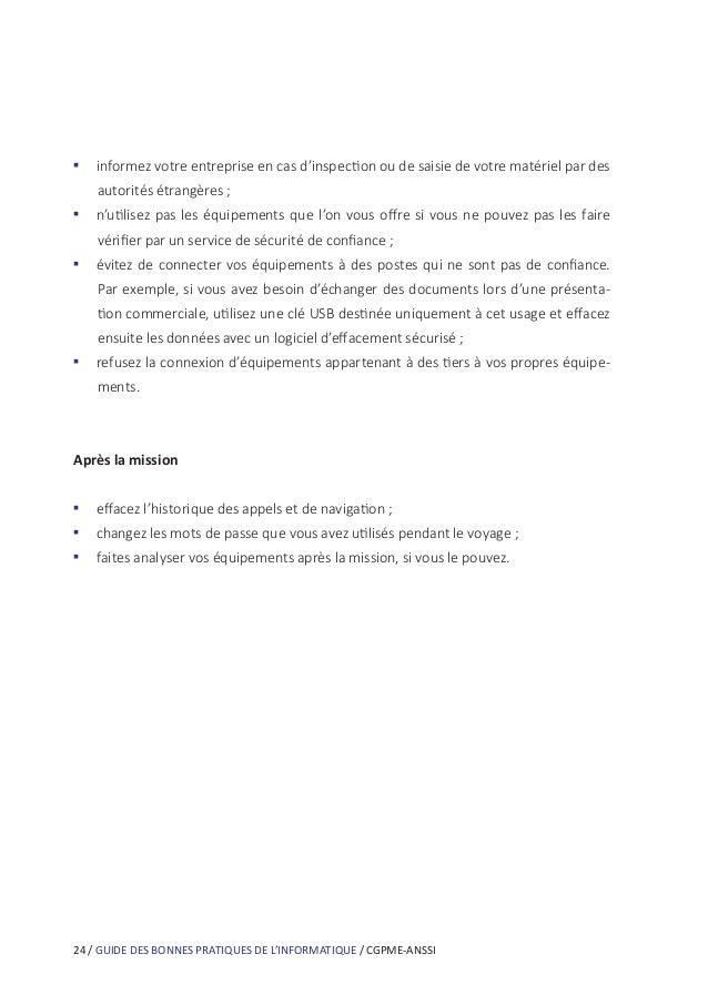 30 / GUIDE DES BONNES PRATIQUES DE L'INFORMATIQUE / CGPME-ANSSI Être vigilant lors d'un paiement sur Internet Céline a ach...