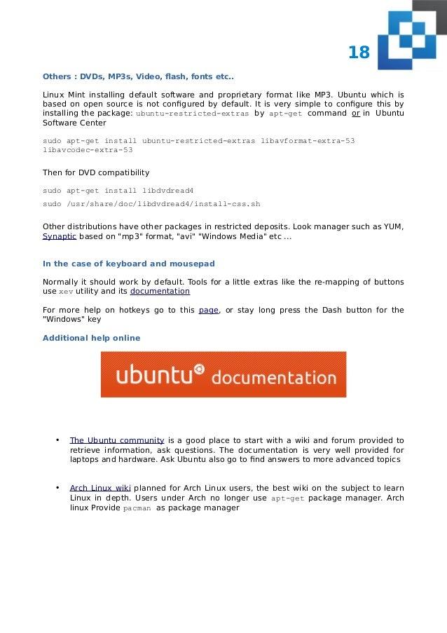 Linux Beginner Guide 2014