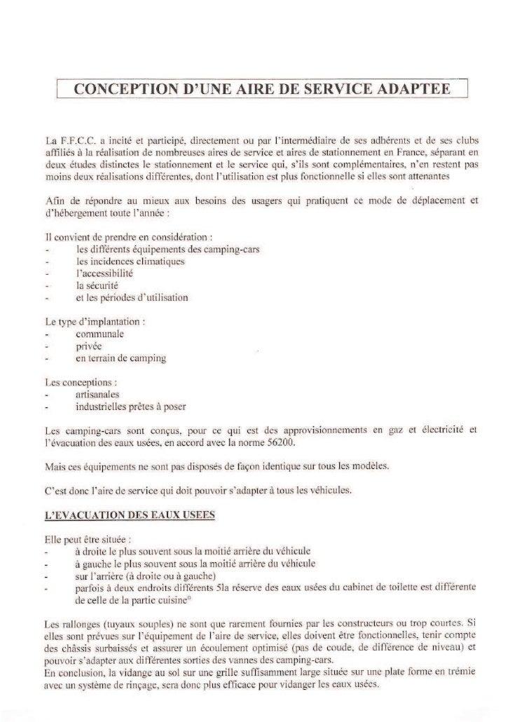Guide creation aire_vidange_ffcc