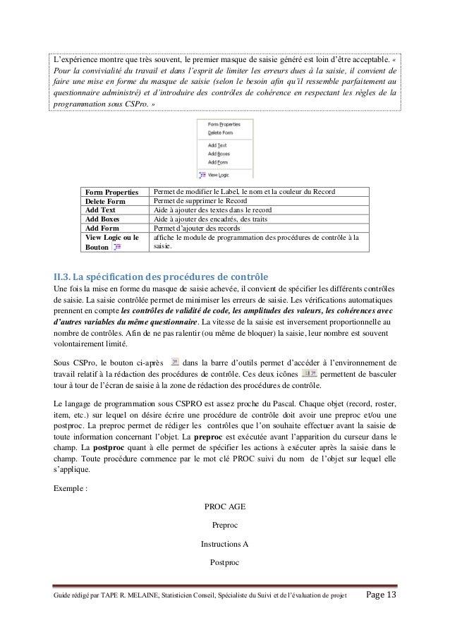 6.1 TÉLÉCHARGER GRATUIT GRATUITEMENT CSPRO