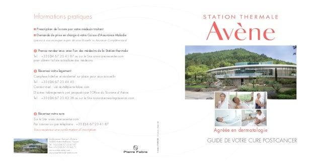 CréationSYMBIOSE-D.Cabrol-J.David-DR. Etablissement thermal d'Avène 34260 Avène-les-Bains - France Tel: +33 (0)4 67 23 41 ...
