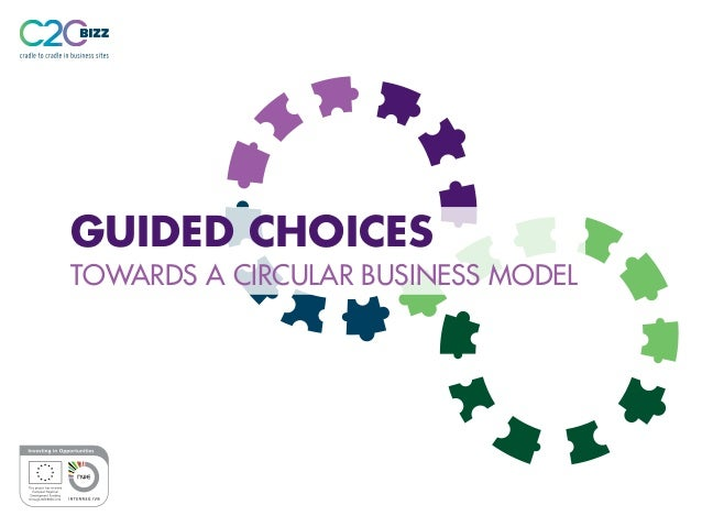 Guided Choices  towards a Circular Business model