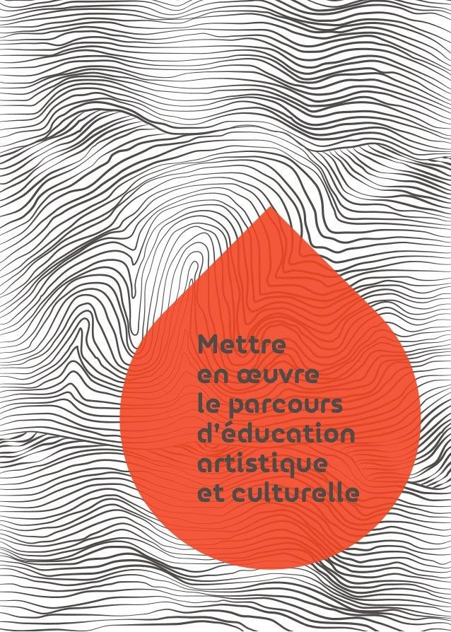 guide de l u0026 39 education artistique et culturelle