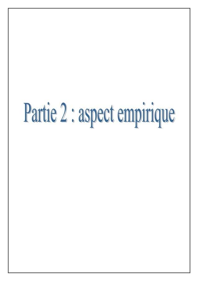 Chapitre 1 : L'Audit interne et l'entreprise marocain L'audit fait partie du système permanent de contrôle et d'évaluation...