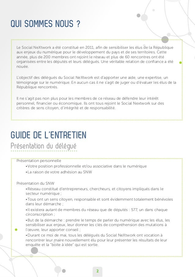 Guide d 39 entretien avec les maires social nextwork for Entretien jardin guidel