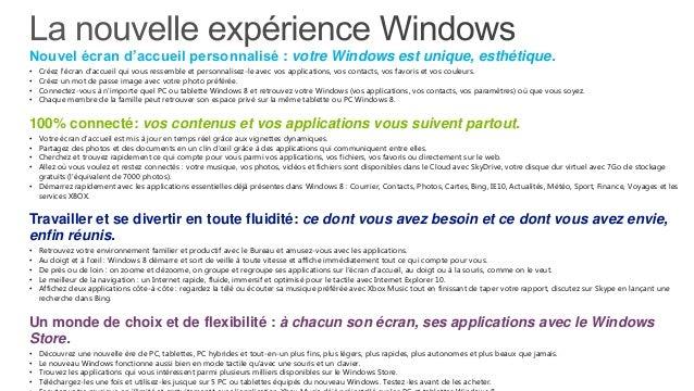 Nouvel écran d'accueil personnalisé : votre Windows est unique, esthétique.•   Créez lécran daccueil qui vous ressemble et...