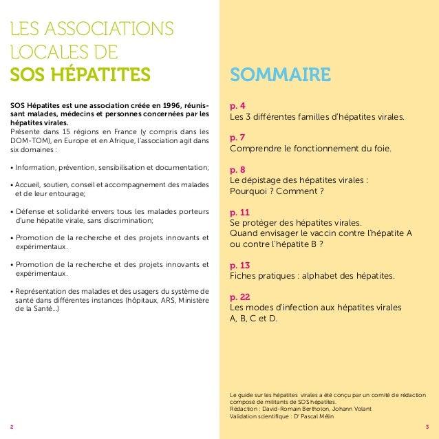 Guide des hepatites_2012-v6-3 Slide 2