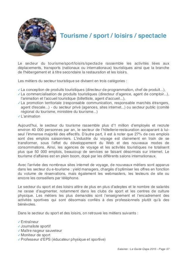 Salaires tes vous bien pay le guide qapa 2015 - Grille indiciaire chef de police municipale ...
