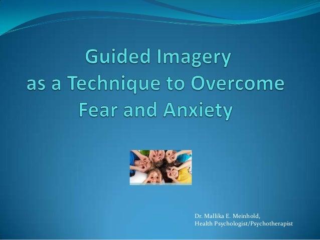 Dr. Mallika E. Meinhold, Health Psychologist/Psychotherapist