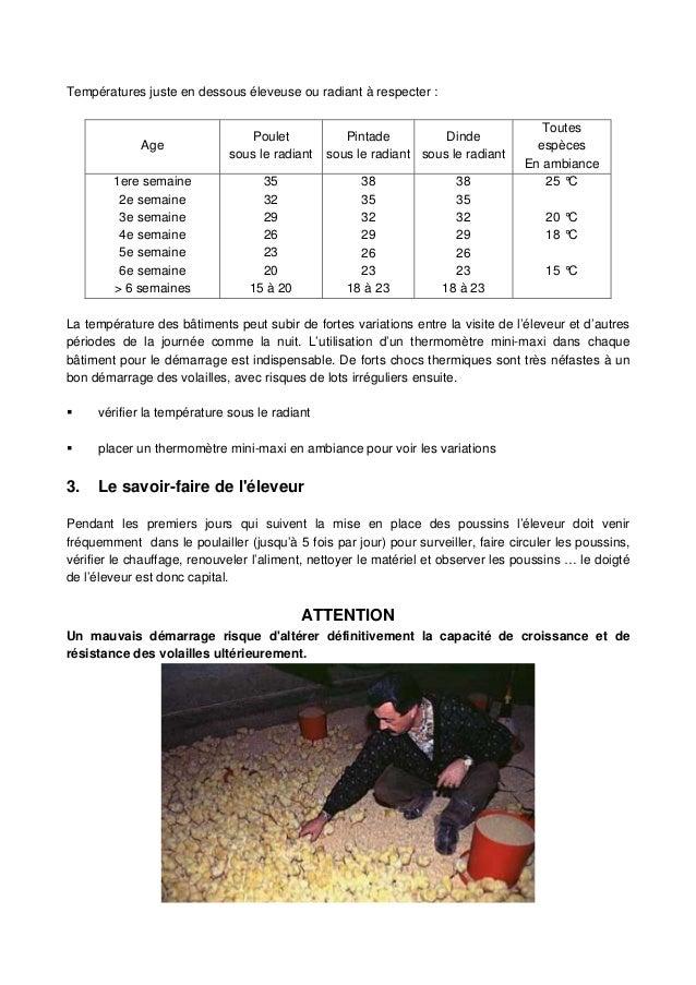 Guide d 39 levage aviculture fermi re for Guide du batiment