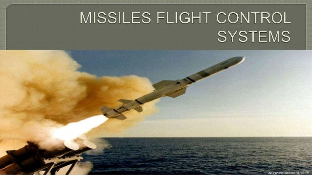 guided missile rh slideshare net Gun Fire Control System Modern Fire Control Systems