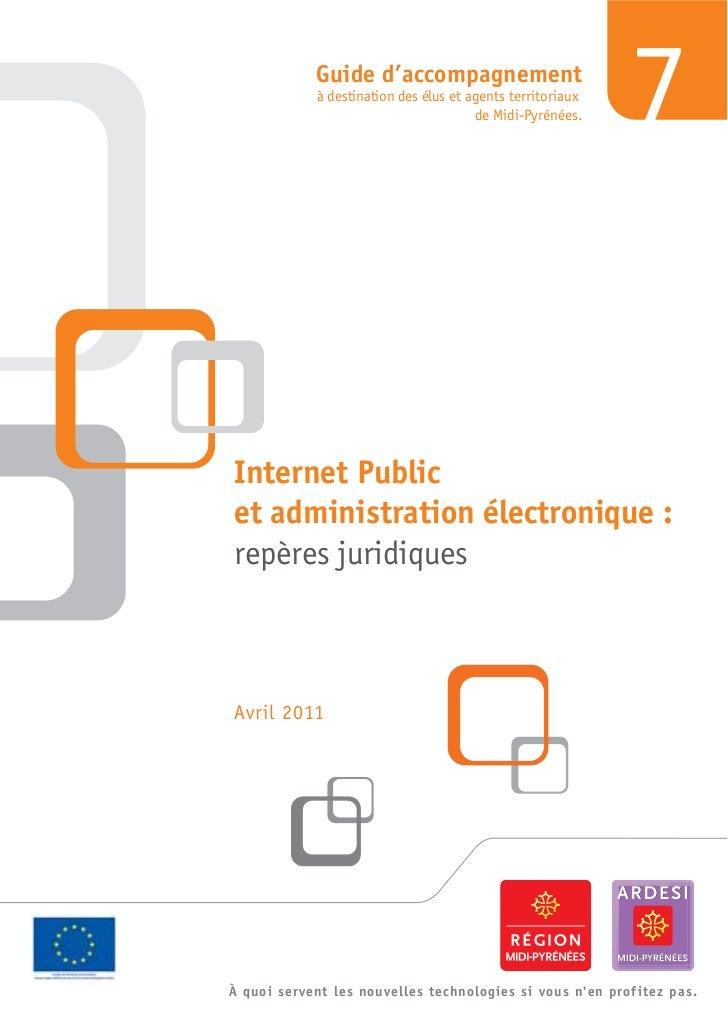 Guide d'accompagnement            à destination des élus et agents territoriaux                                       de M...