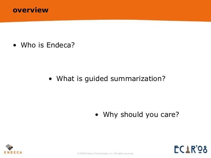 Guided Summarization Slide 2