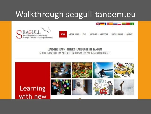 Walkthrough seagull-tandem.eu