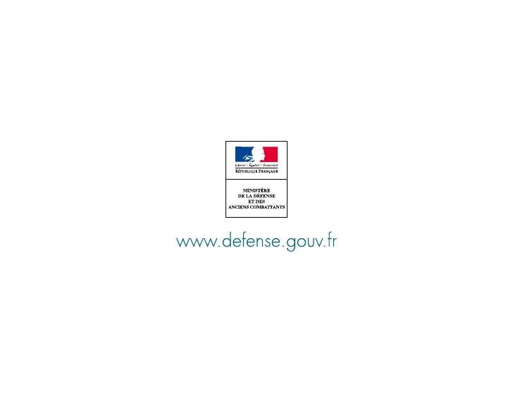 Guide du bon usage des médias sociaux   ministère de la défense et des anciens combattants - 2012