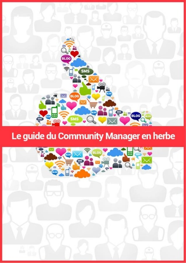 Guide du Community Manager en herbe 1 I- QU'EST CE QU'UN COMMUNITY MANAGER ? . . . . . .2 II- PRESENTATION DES MEDIAS SOCI...
