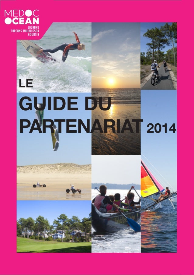 1  LE  GUIDE DU  PARTENARIAT 2014