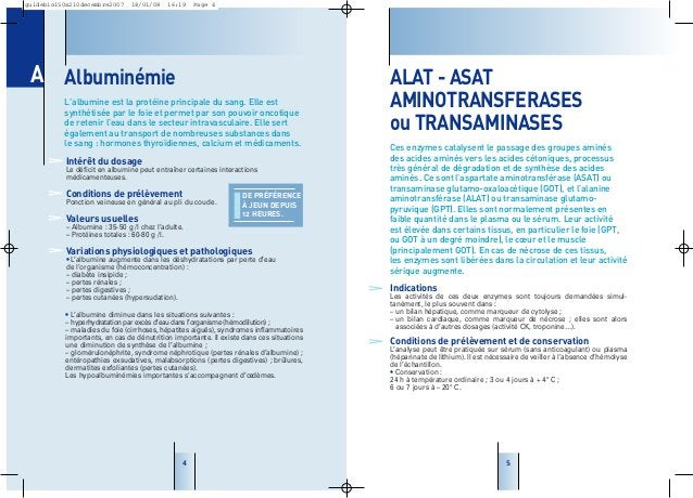 5 ALAT - ASAT AMINOTRANSFERASES ou TRANSAMINASES Ces enzymes catalysent le passage des groupes aminés des acides aminés ve...