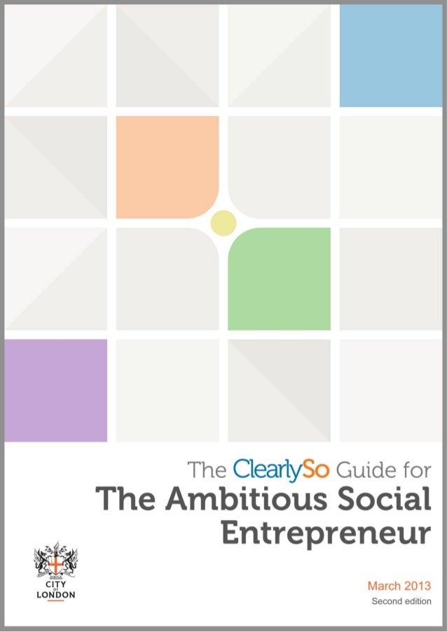 1We help social entrepreneursraise capitalAuthors: Simon Evill (Editor)Megan Bellamy (2ndEdition)Shiura Rasheed (2ndEditio...