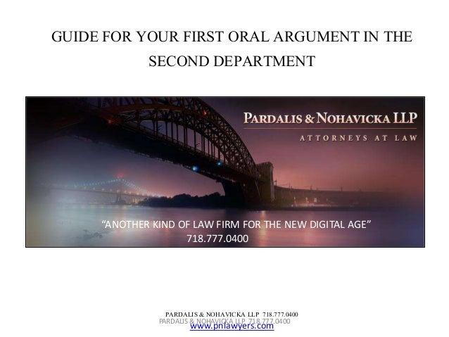 Oral Argument Appeal 47