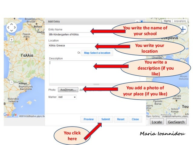 Guide for zee maps on
