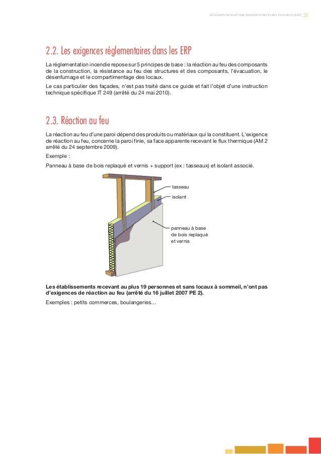construction bois resistance au feu