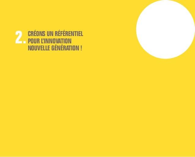 INNOVATION NOUVELLE GÉNÉRATION Bpifrance 70 L'innovation change et les besoins des innovateurs avec. Quelles conséquences ...