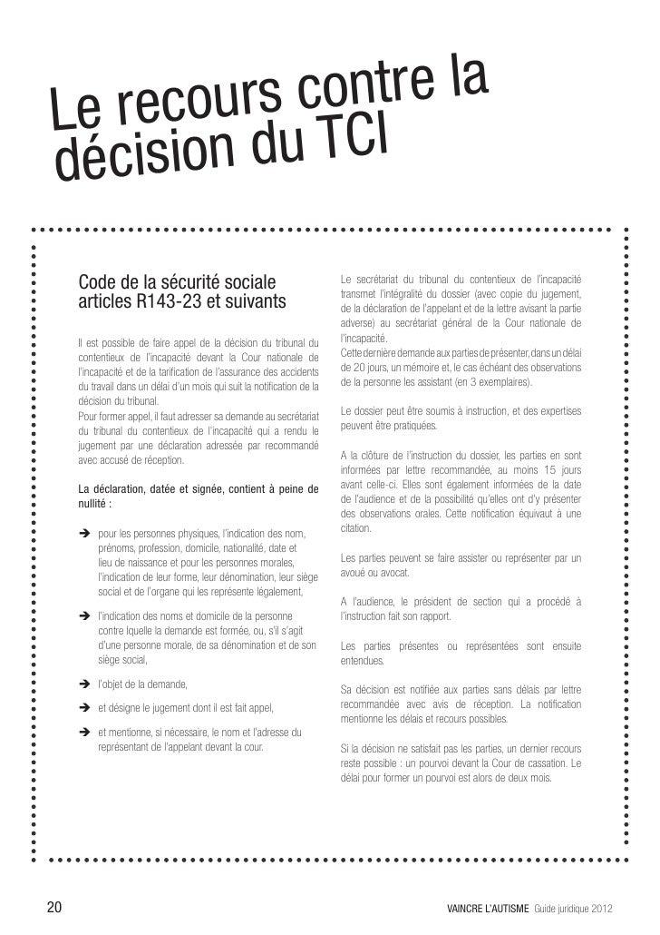 Guide Juridique 2012 Autisme