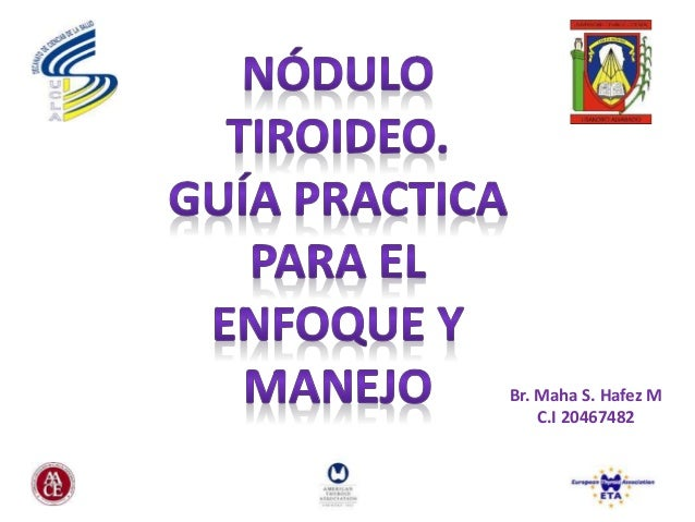 Guideline Nodulo tiroideo Slide 2