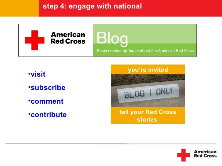step 4: engage with national                                  you're invited •visit •subscribe •comment •contribute       ...