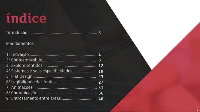Guidelines da Criação   Pontomobi Slide 2
