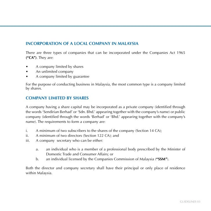 Guidelines doing business in malaysia guidelines 5 guidelines 05 6 yelopaper Choice Image